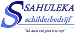 Schilderbedrijf Sahuleka logo